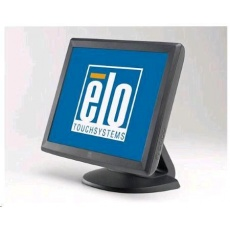 "ELO dotykový monitor 1715L 17"" AT (Resistive) Single-touch USB/RS232  rámeček VGA Gray"