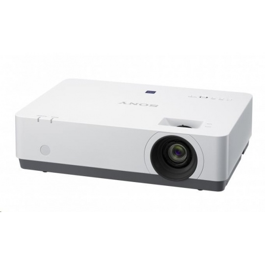 SONY projektor VPL-EX455 3,600lm, XGA, 20000:1, 2X RGB, 2X HDMI, USB, S-Video, Video in, RJ45, RS232